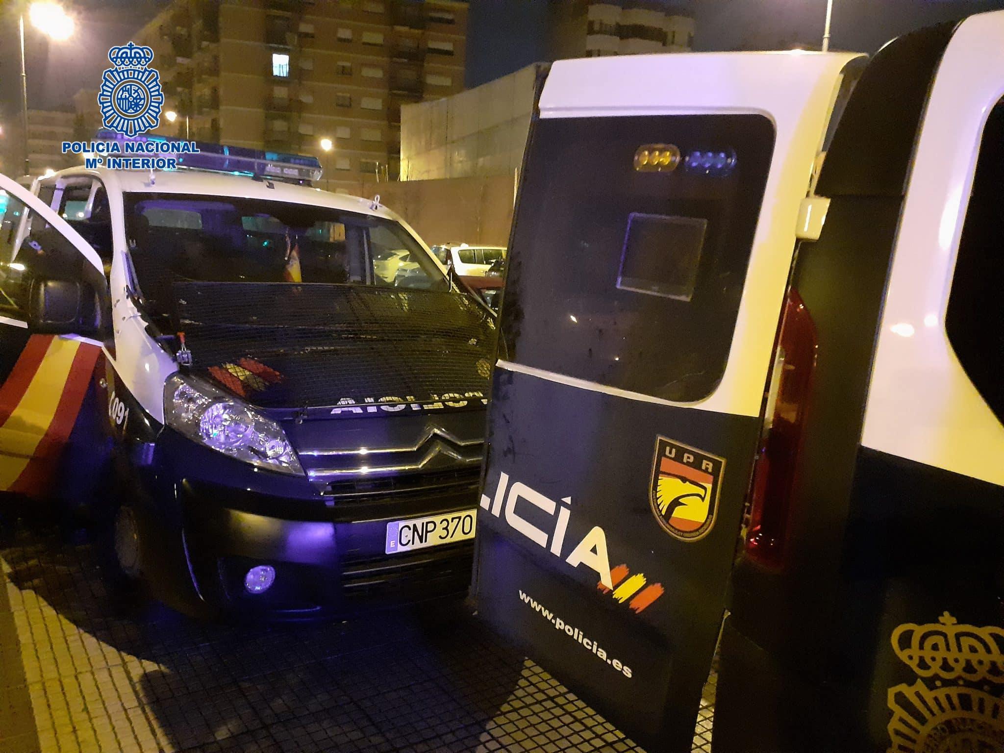 La Policía detiene a seis personas y desarticula dos puntos activos de venta de droga a menores en Logroño 5