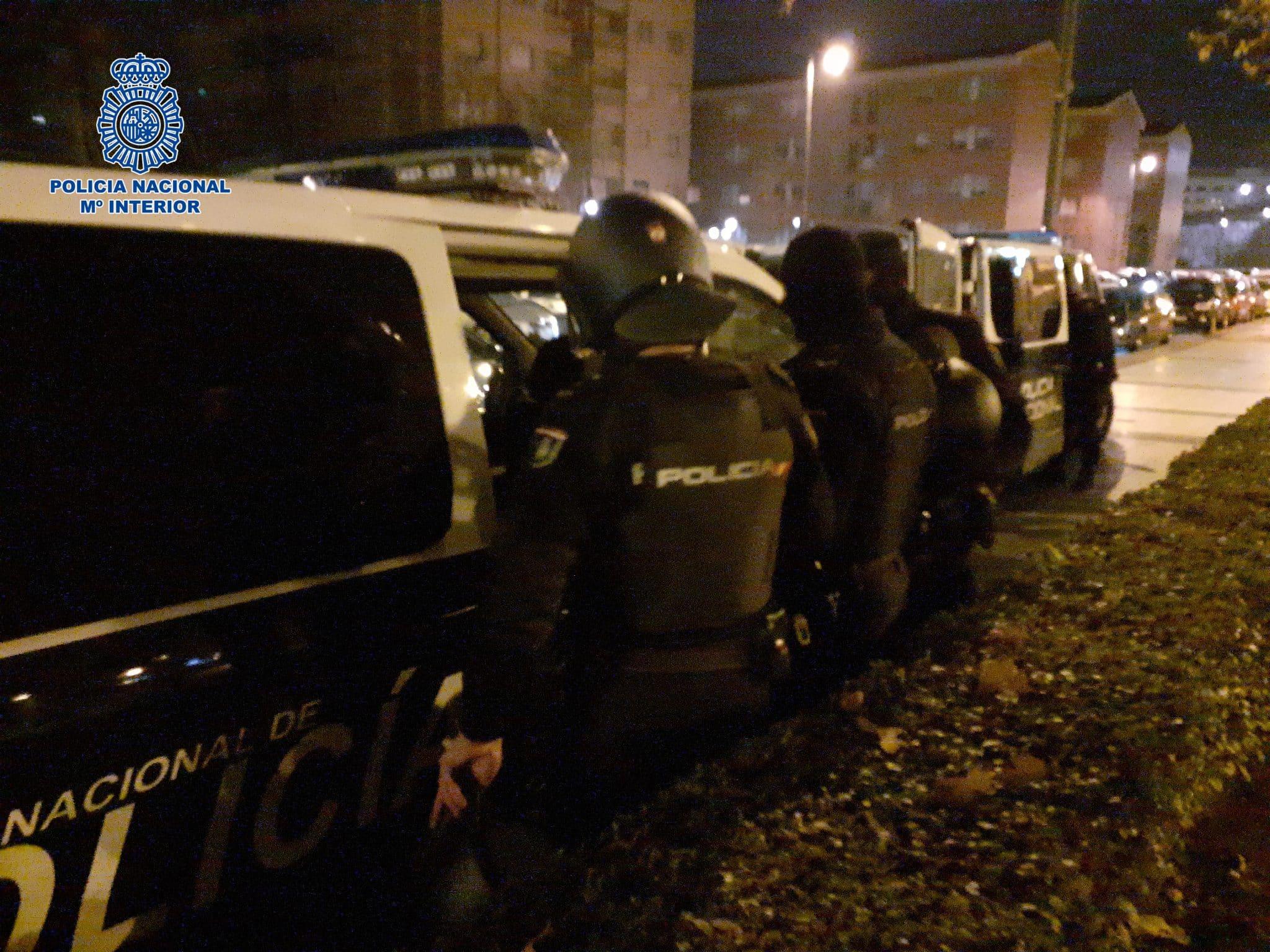 La Policía detiene a seis personas y desarticula dos puntos activos de venta de droga a menores en Logroño 6