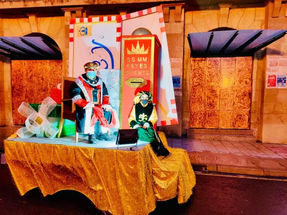 Haro se prepara para recibir a los Reyes Magos en El Mazo 1