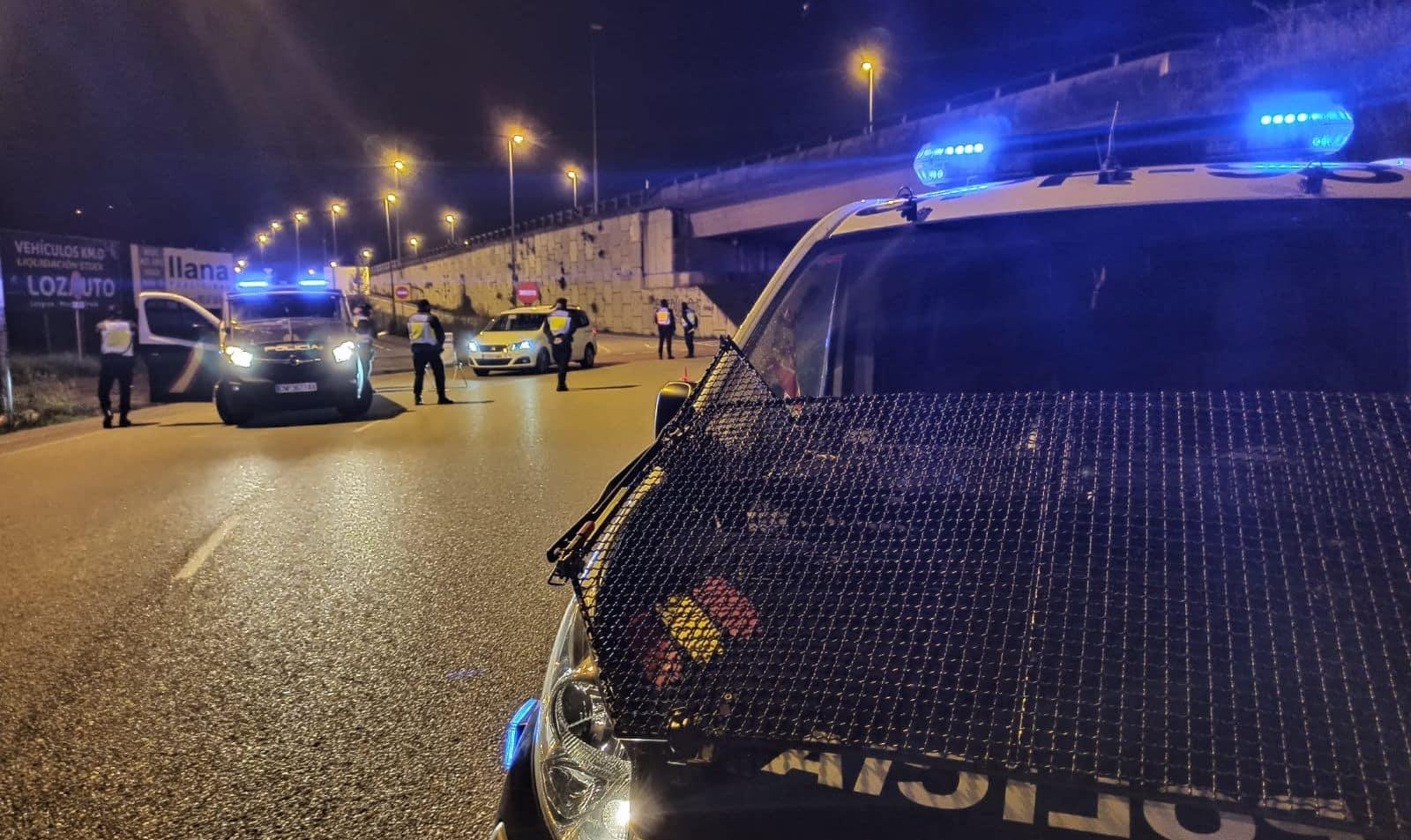 Policía Nacional Nochevieja