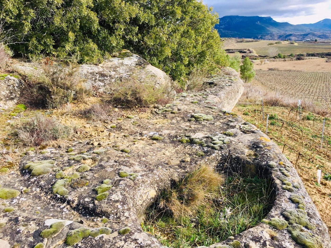 Ruta de los lagares rupestres