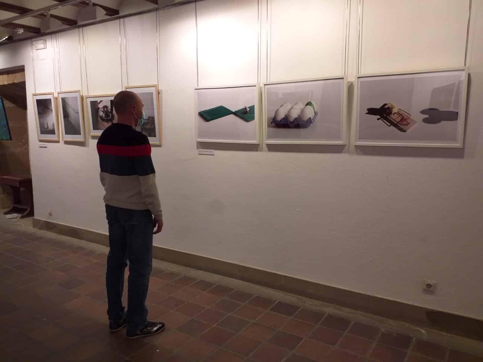 Exposición Poéticas en Haro
