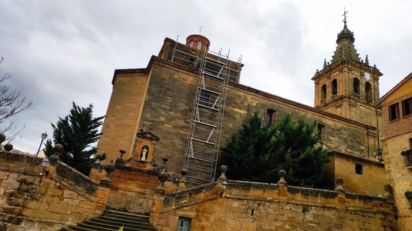 Iglesia Parroquial de Briñas