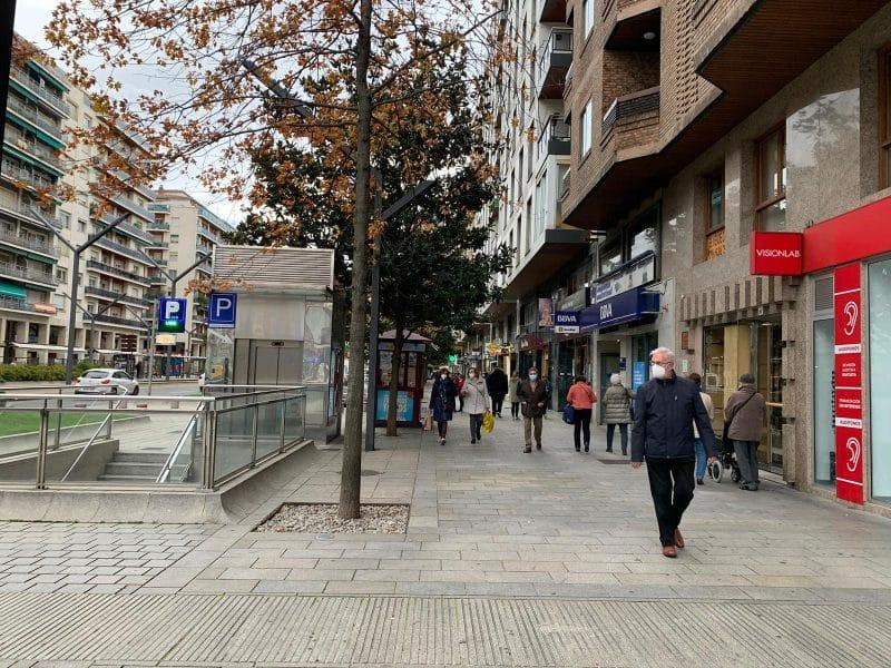 Gran Via de Logroño