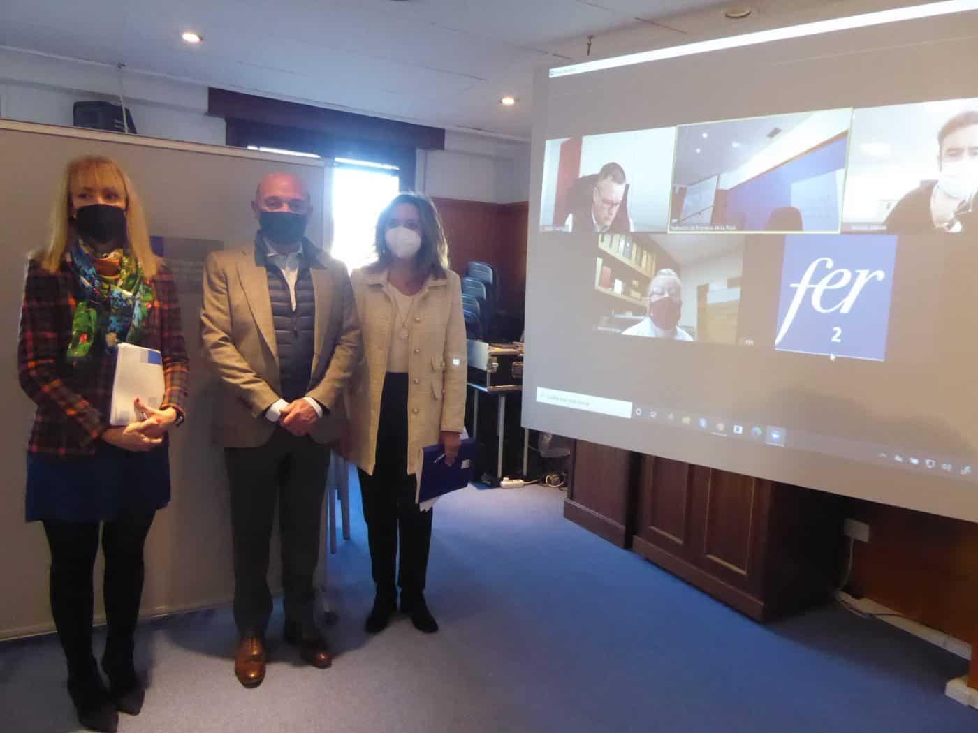 Nace la Asociación de la Industria Auxiliar del Vino de La Rioja, integrada en la FER 1