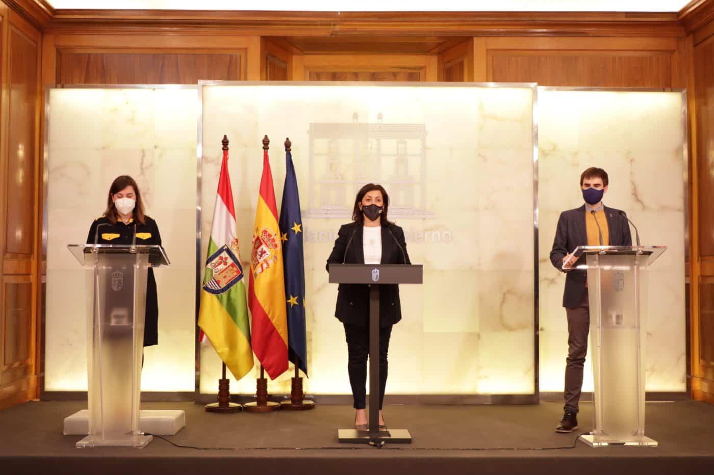 La Rioja cierra todos los servicios no esenciales y confina sus municipios hasta el 23 de febrero 1