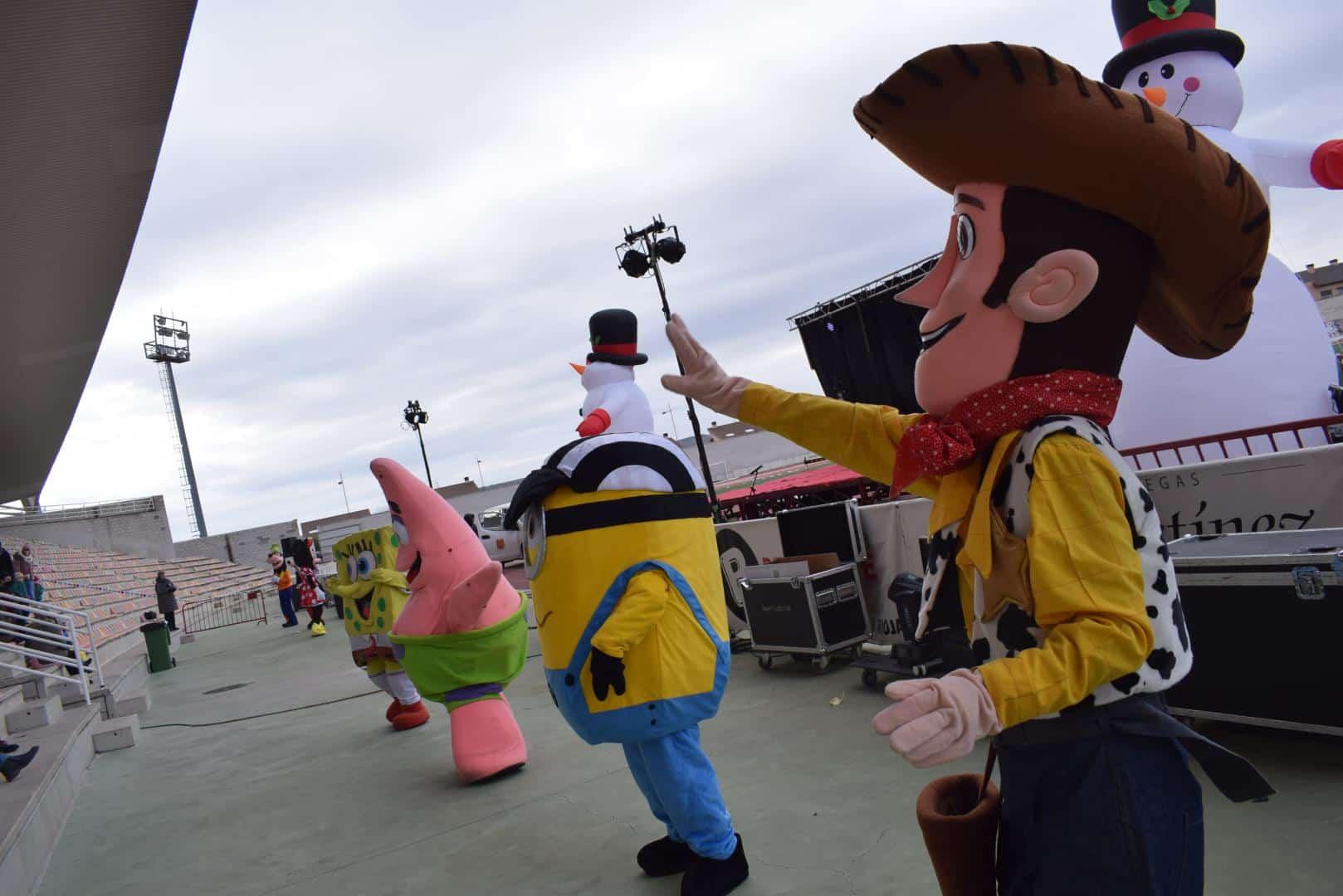 FOTOS: La magia de los Reyes Magos llega a Haro 16