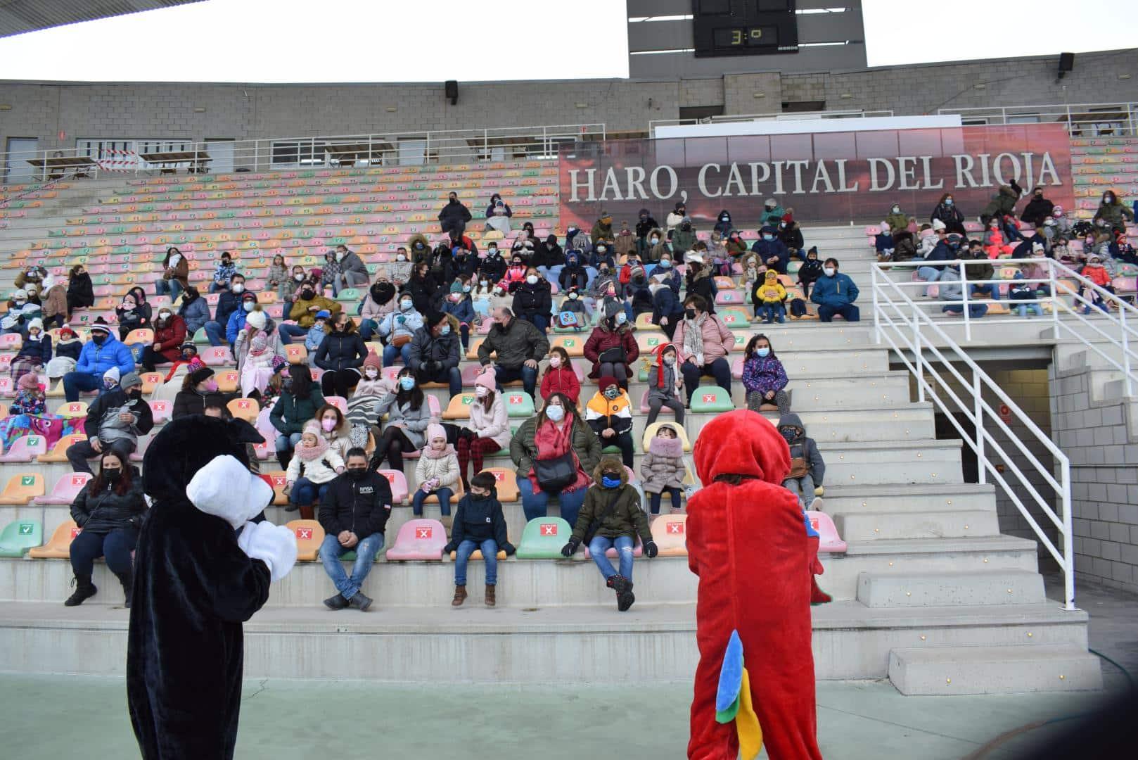 FOTOS: La magia de los Reyes Magos llega a Haro 21
