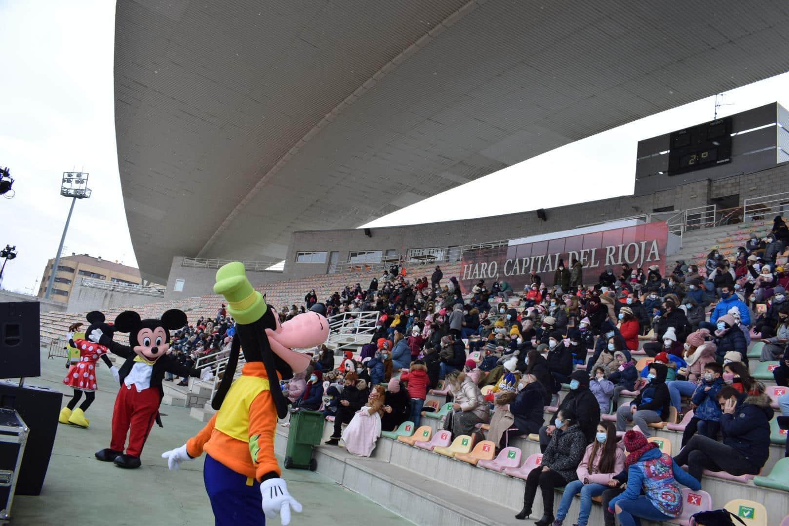 FOTOS: La magia de los Reyes Magos llega a Haro 24