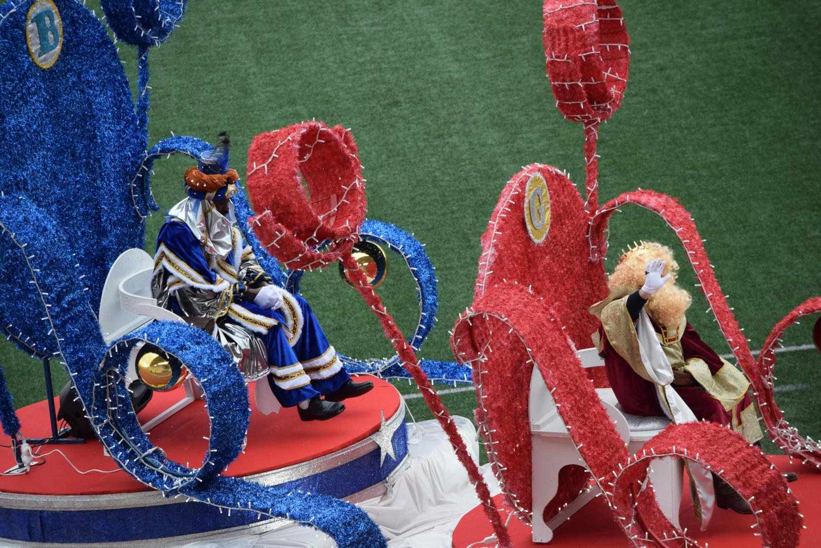 FOTOS: La magia de los Reyes Magos llega a Haro 35