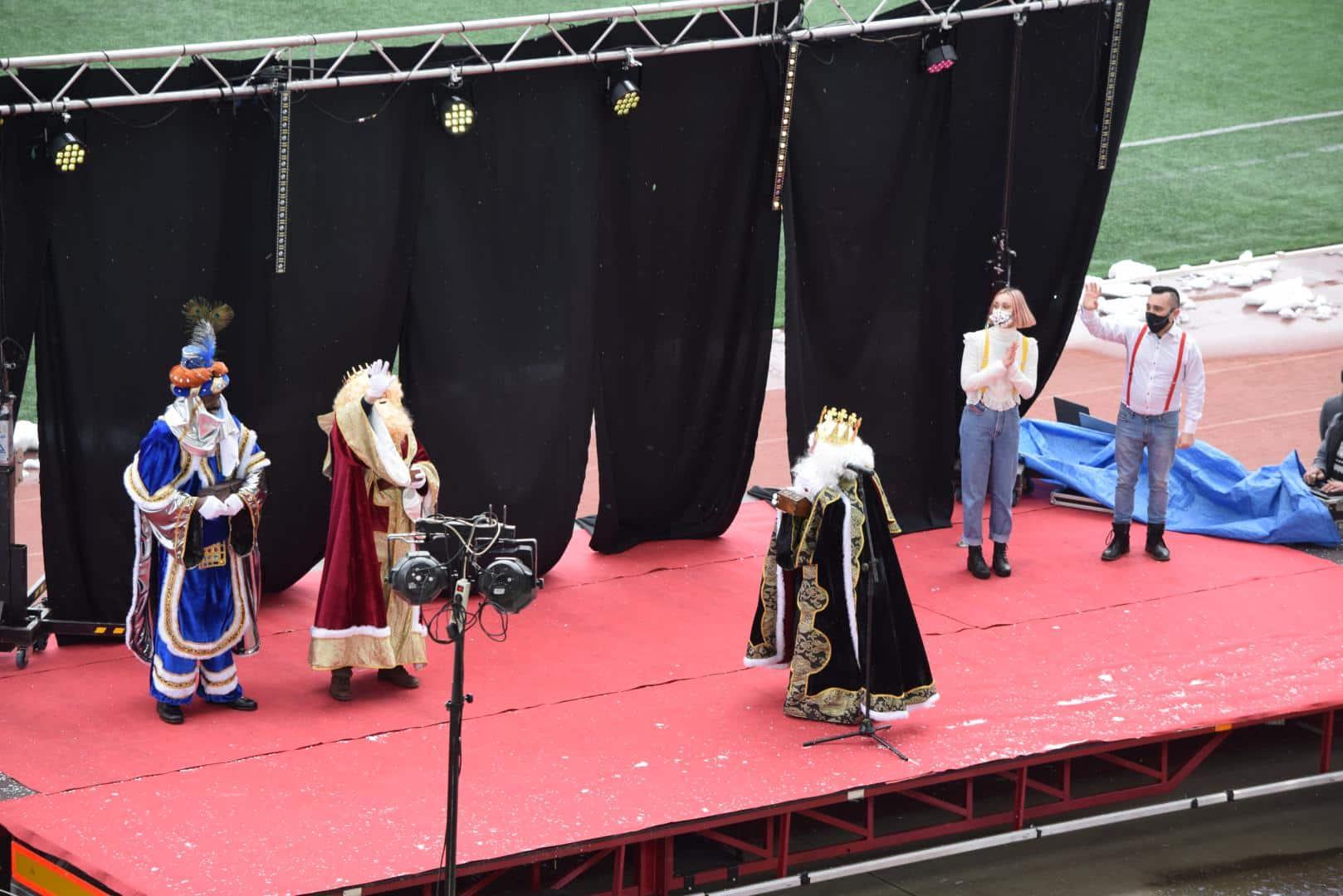 FOTOS: La magia de los Reyes Magos llega a Haro 38