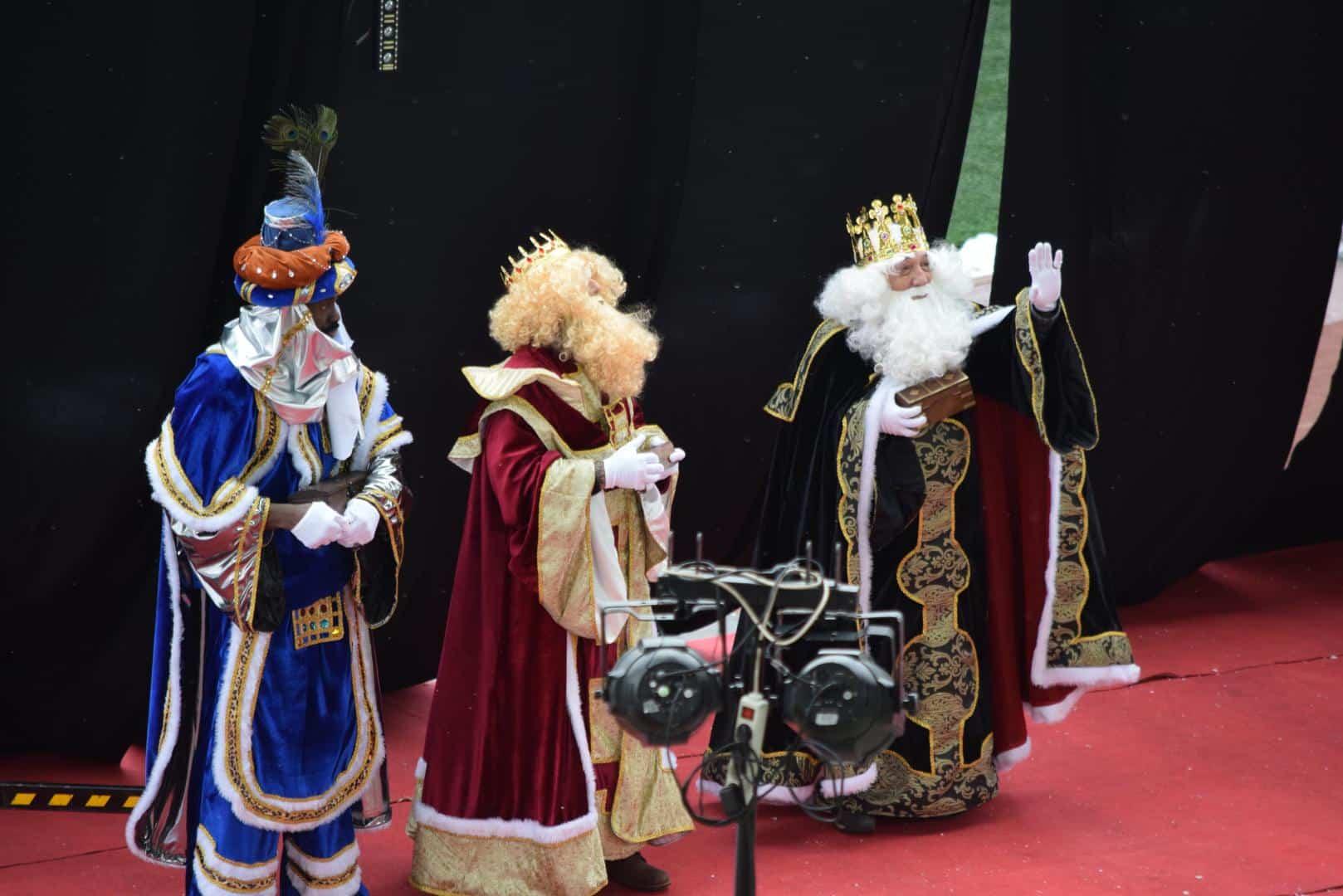 FOTOS: La magia de los Reyes Magos llega a Haro 40