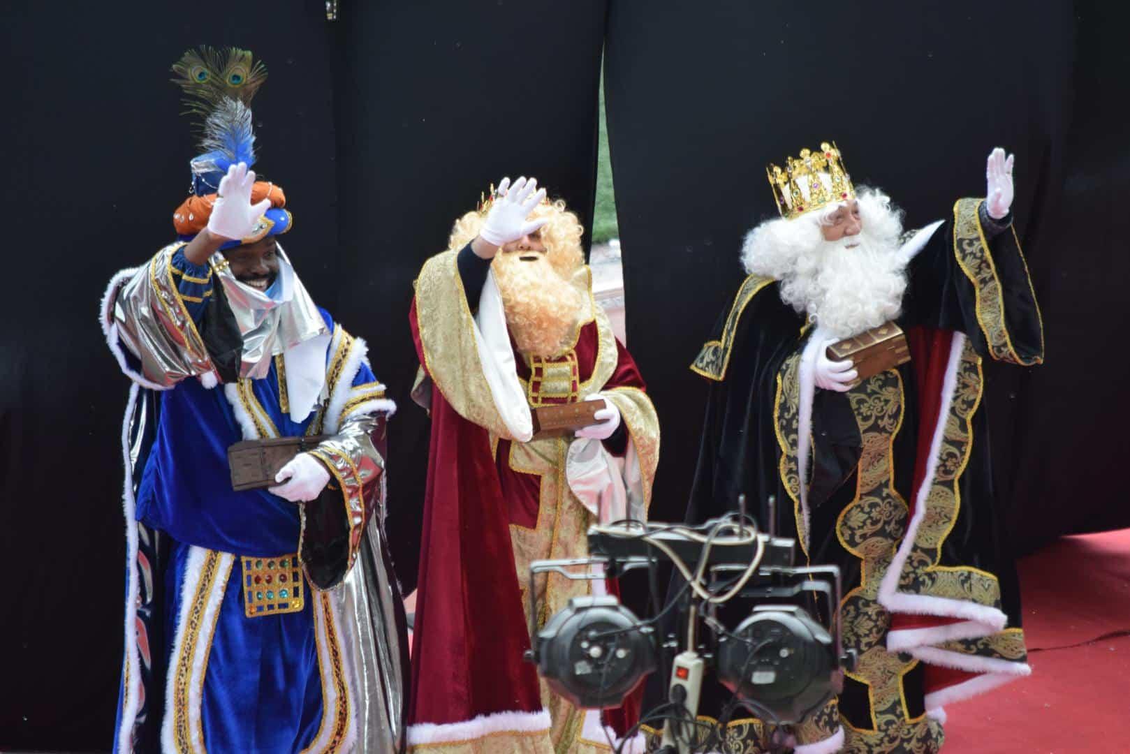 FOTOS: La magia de los Reyes Magos llega a Haro 41