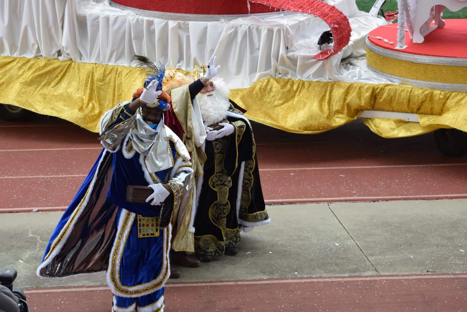 FOTOS: La magia de los Reyes Magos llega a Haro 2