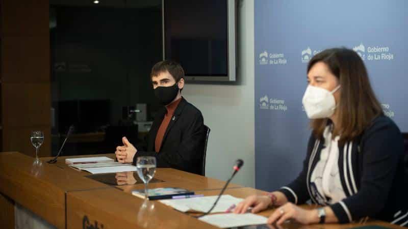 """Latasa asegura que el plan de vacunación riojano """"no es un sprint si no una carrera de fondo"""" 1"""