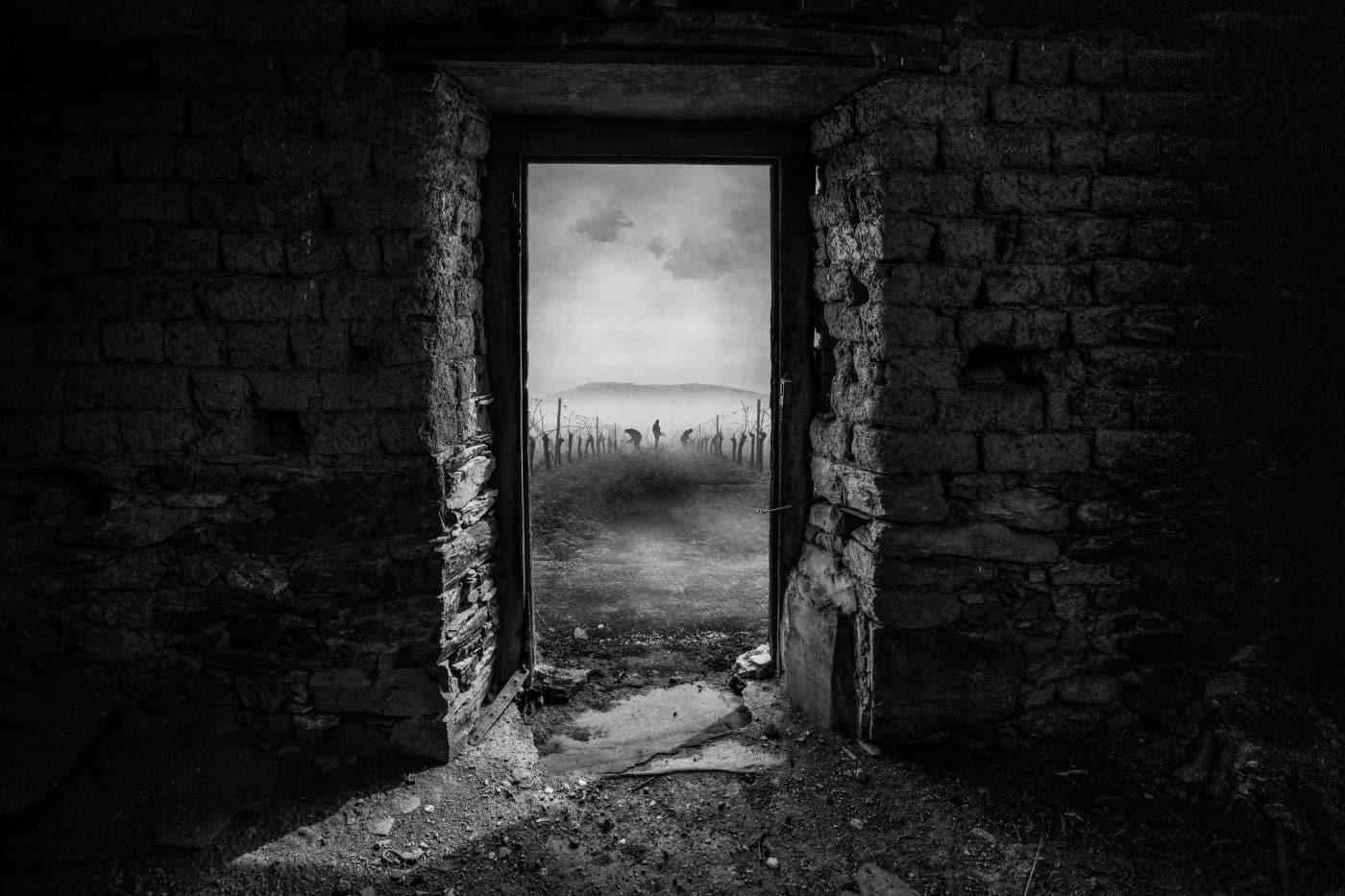 La obra 'Cascadas de Haro', ganadora del primer premio del XXII Concurso de Fotografía 'El Rioja y los 5 Sentidos' 5