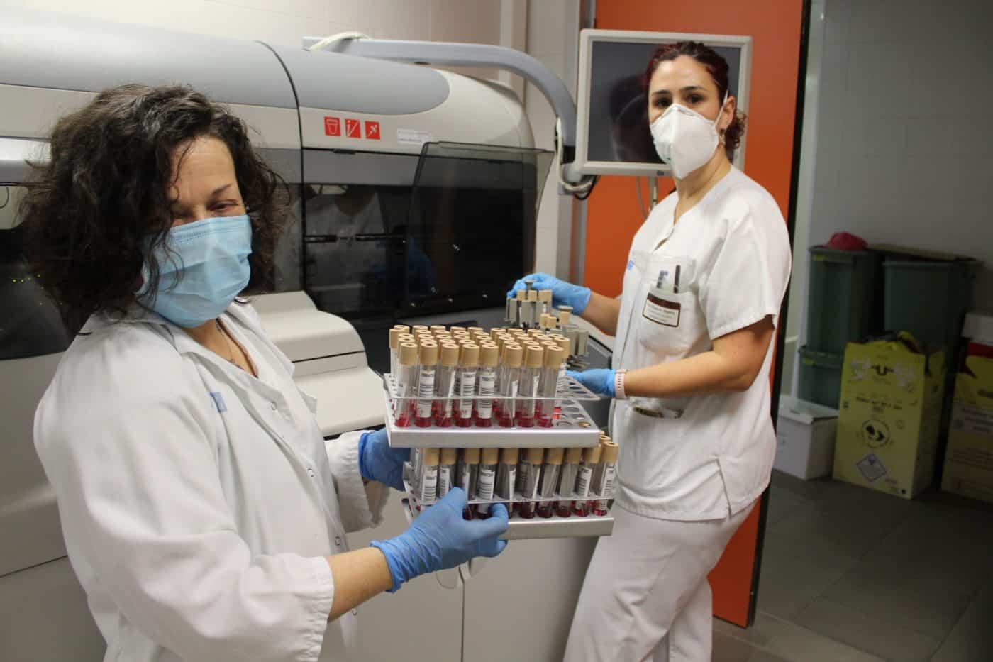 Test de antígeno Clia