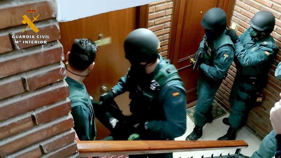 Operación 'Kinoko': incautados más de 23 kilos de speed antes de que fueran distribuidos en La Rioja y Navarra 4