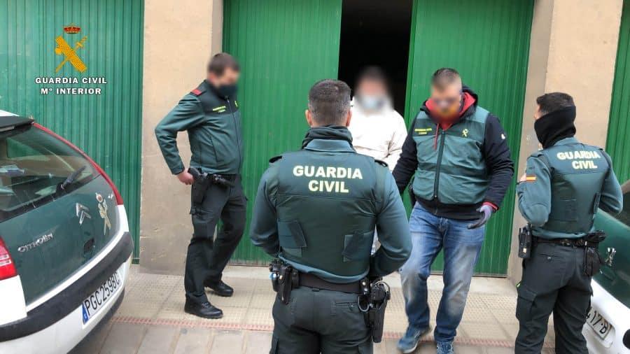 Operación 'Kinoko': incautados más de 23 kilos de speed antes de que fueran distribuidos en La Rioja y Navarra 3