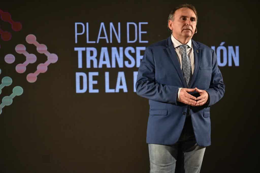 La Rioja presenta el plan para su modernización basado en la sostenibilidad y la digitalización 1