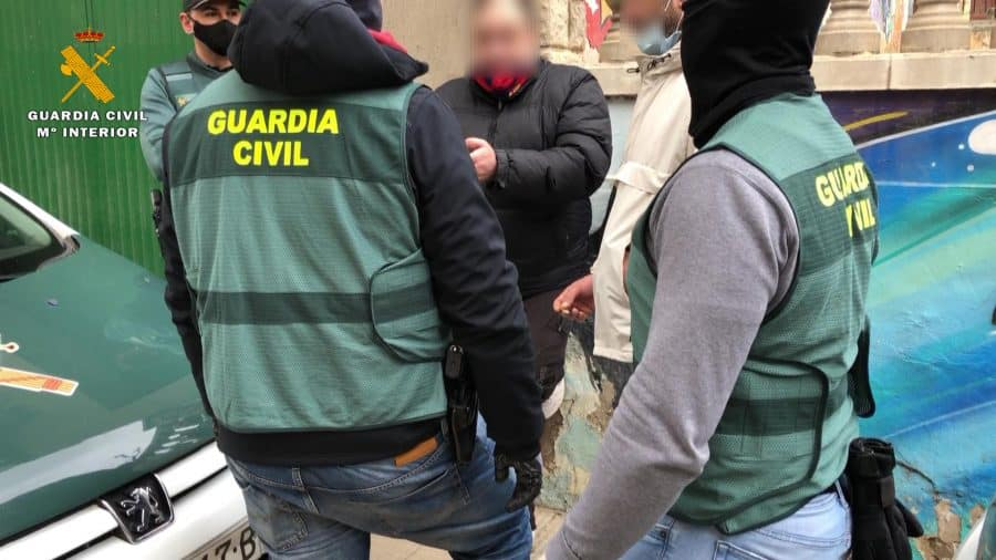 Operación 'Kinoko': incautados más de 23 kilos de speed antes de que fueran distribuidos en La Rioja y Navarra 2