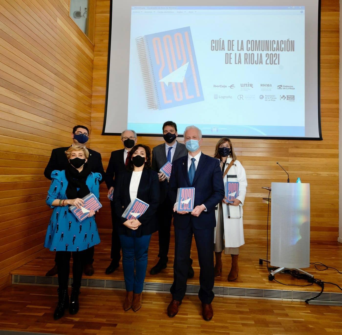 Presentada la Guía de Comunicación de La Rioja 2021 5