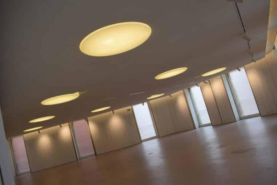 VÍDEO: Ábalos inaugura de manera oficial el edificio María Díaz de Haro 1