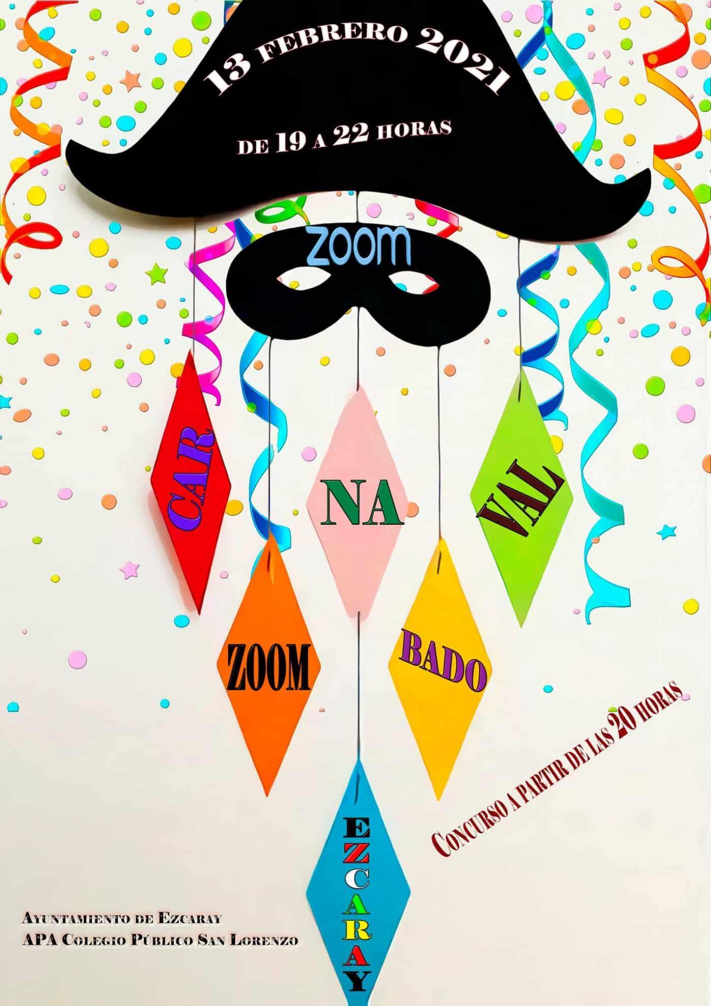 Ezcaray celebra este viernes un concurso de disfraces de Carnaval 'online' 1
