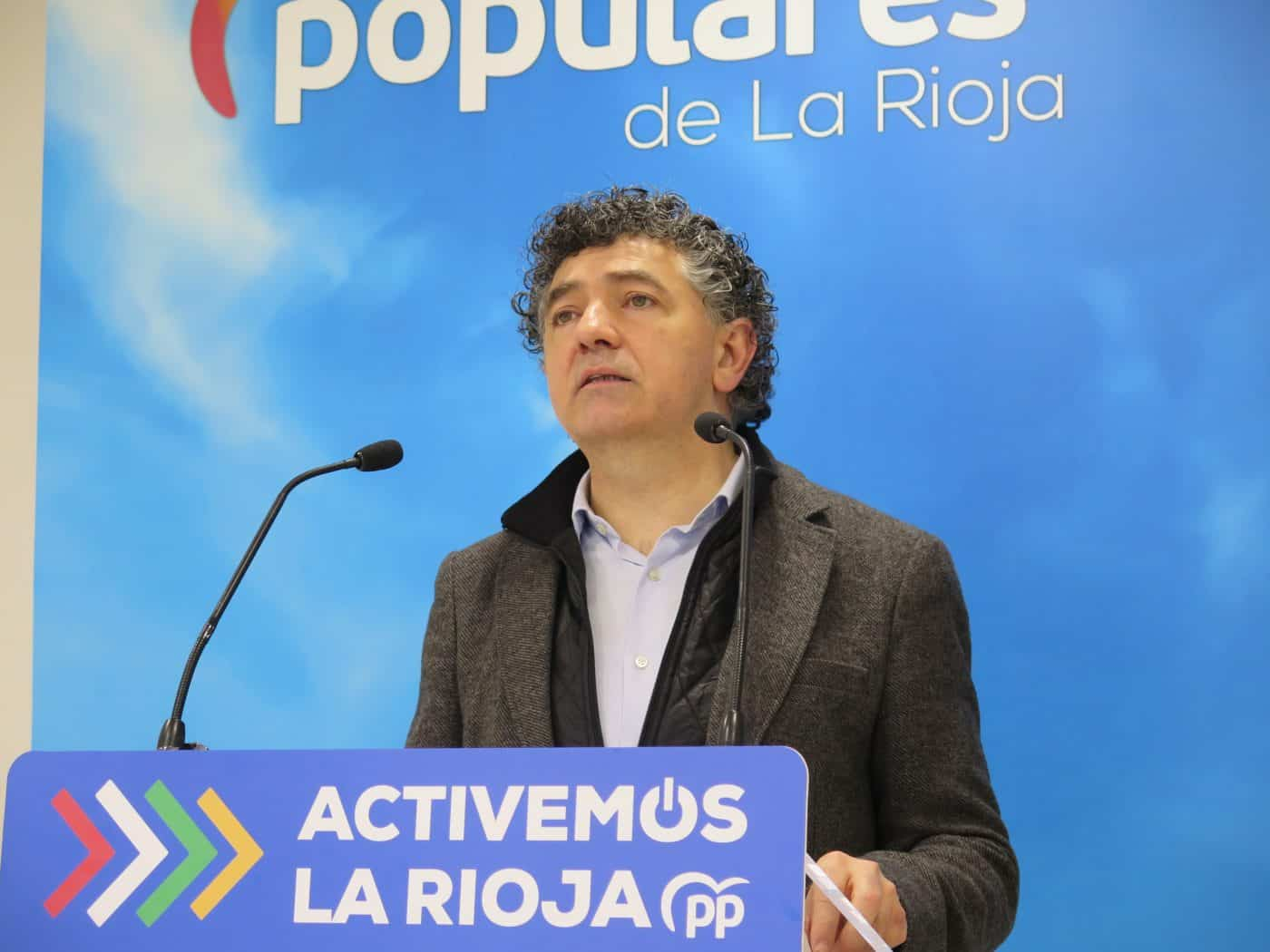 El PP de La Rioja plantea la rehabilitación del puente de Cihuri en la LR-310 1
