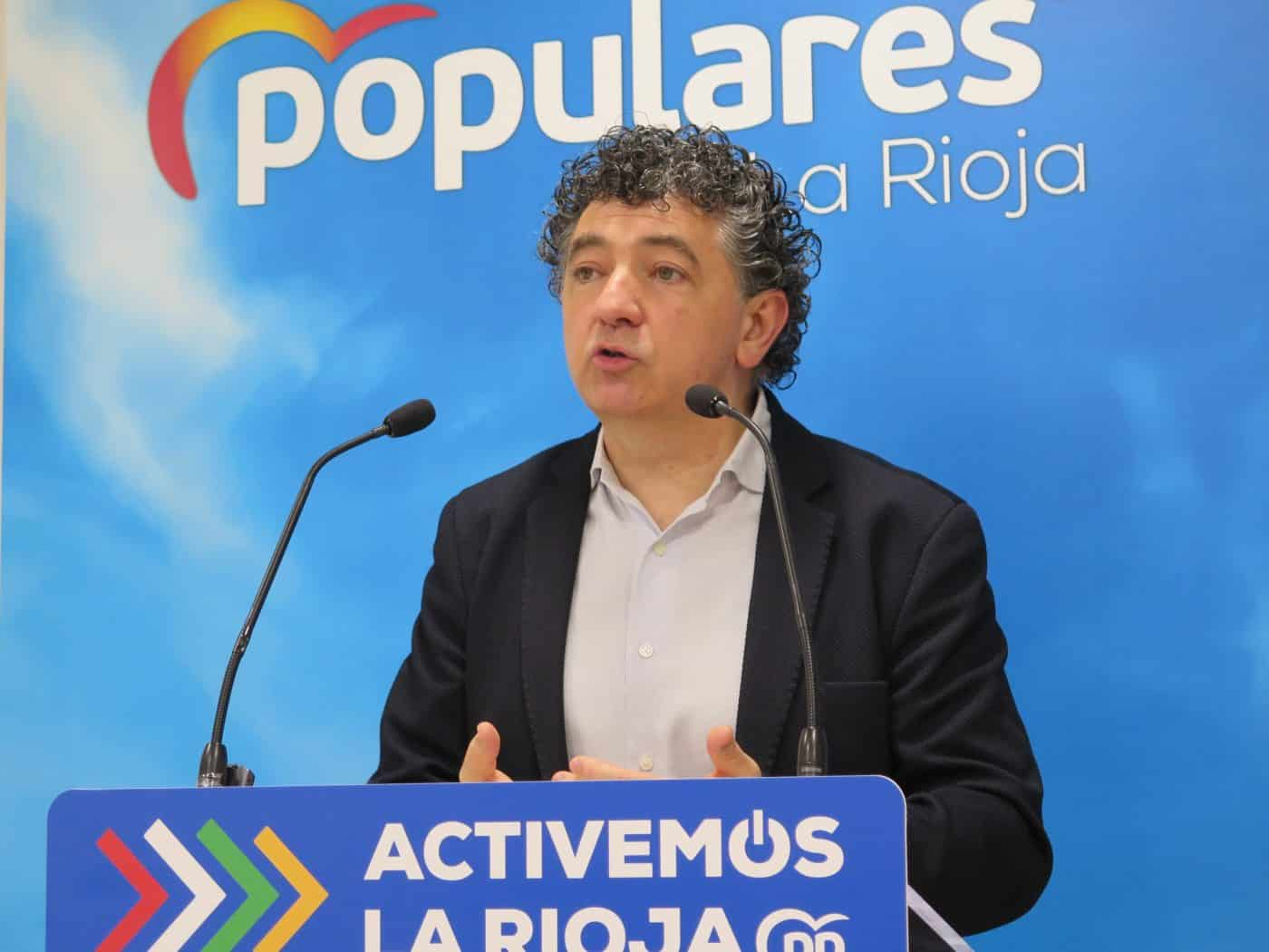 """El PP de La Rioja propone permitir la movilidad """"con las debidas garantías"""" entre municipios de comunidades limítrofes 1"""