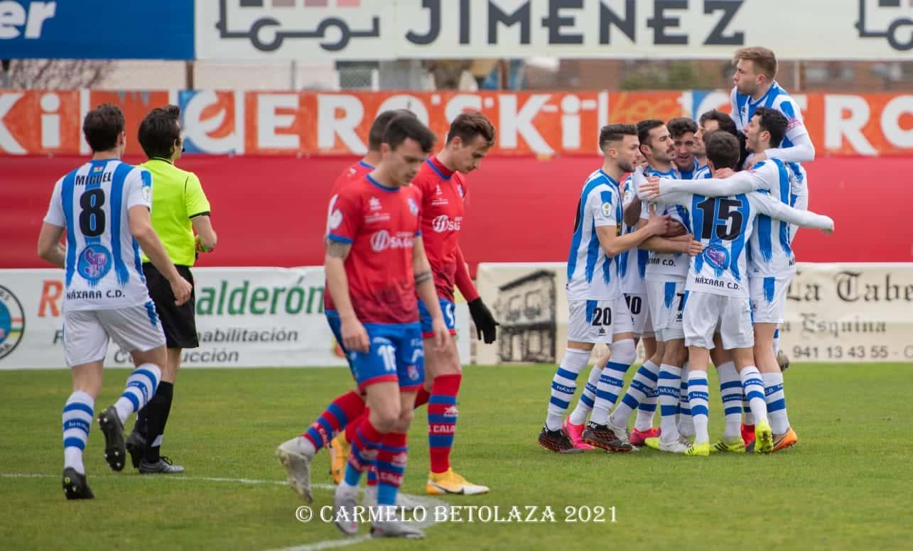La Calzada golea al Villegas y el Náxara se lleva un partido al filo del final 3