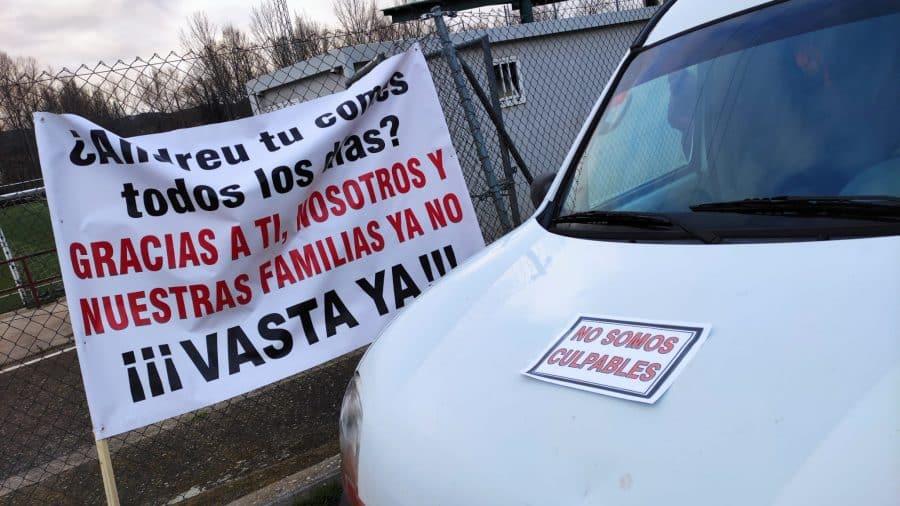 Clamor en Haro contra los cierres por la COVID y para exigir ayudas directas 31