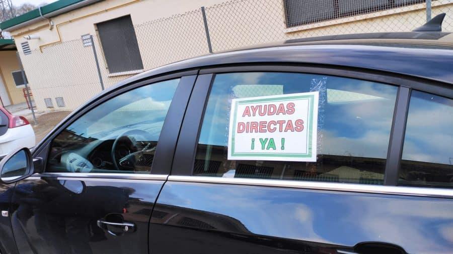 Clamor en Haro contra los cierres por la COVID y para exigir ayudas directas 32