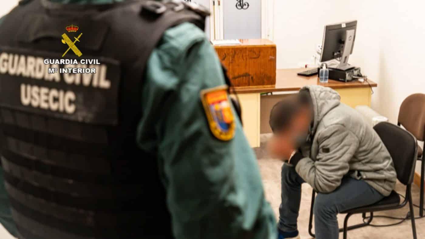 La Guardia Civil detiene a un atracador que actuaba en Navarra y La Rioja 3