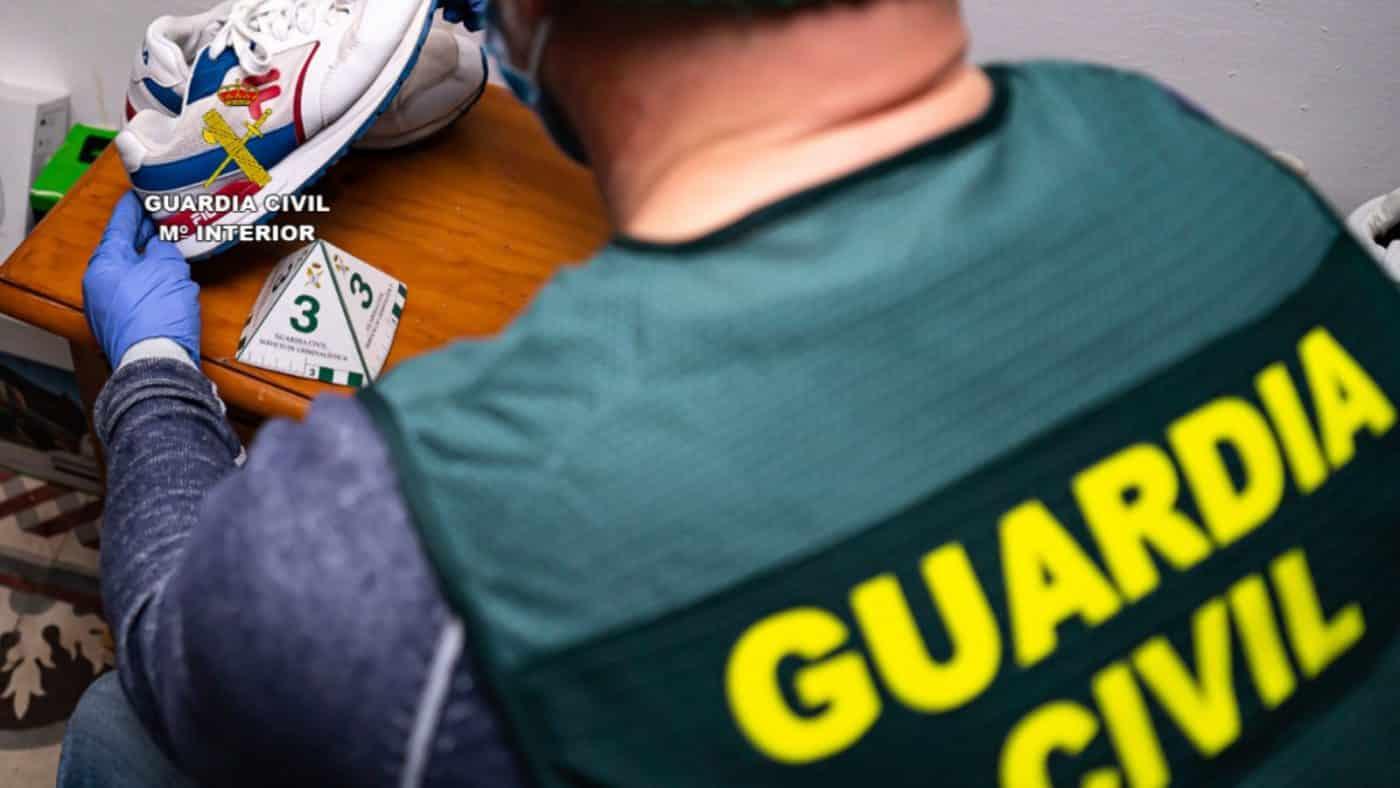La Guardia Civil detiene a un atracador que actuaba en Navarra y La Rioja 1