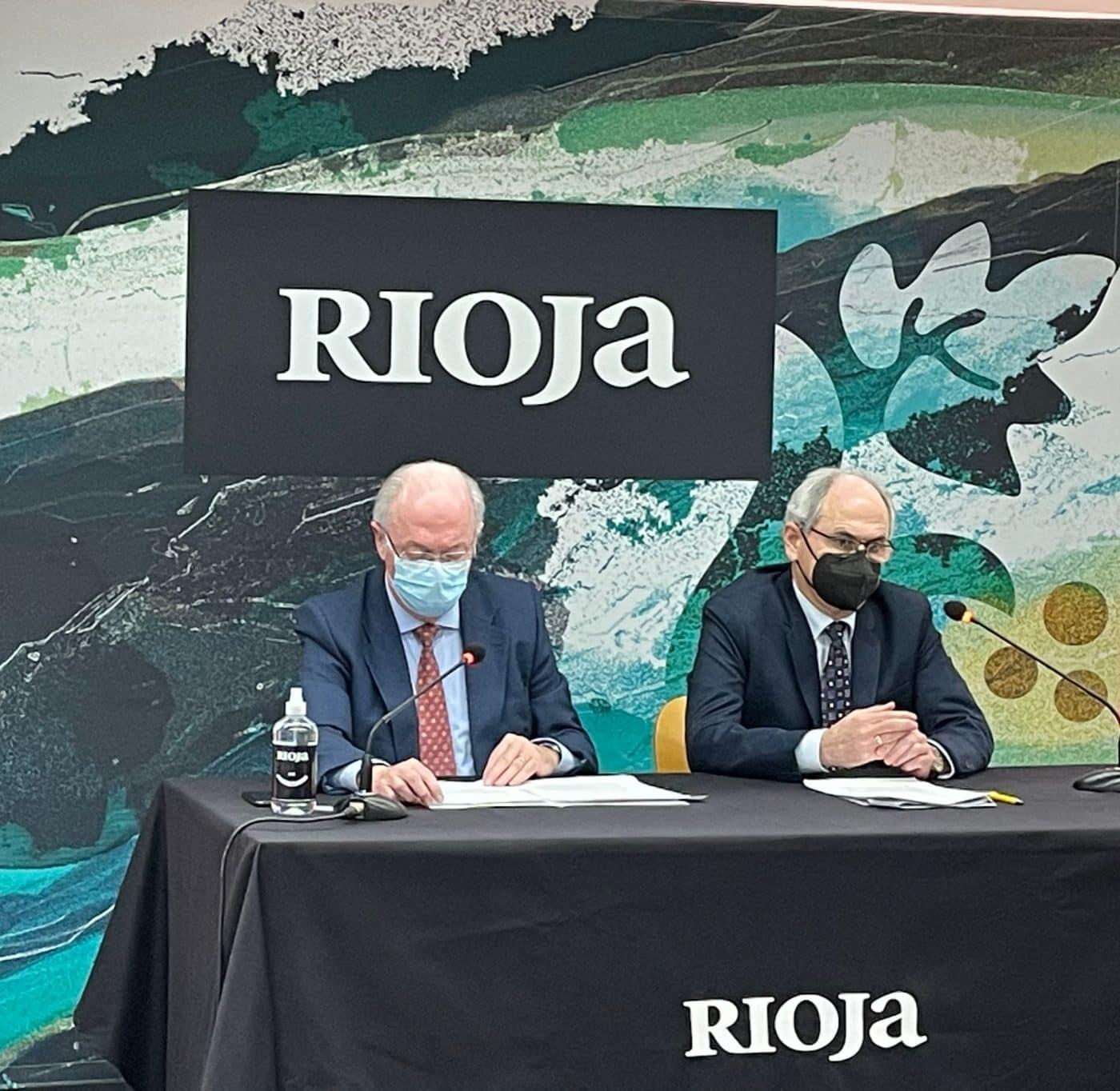 La exportación de vino de Rioja crece un 8,34 por ciento en el año de la pandemia 1