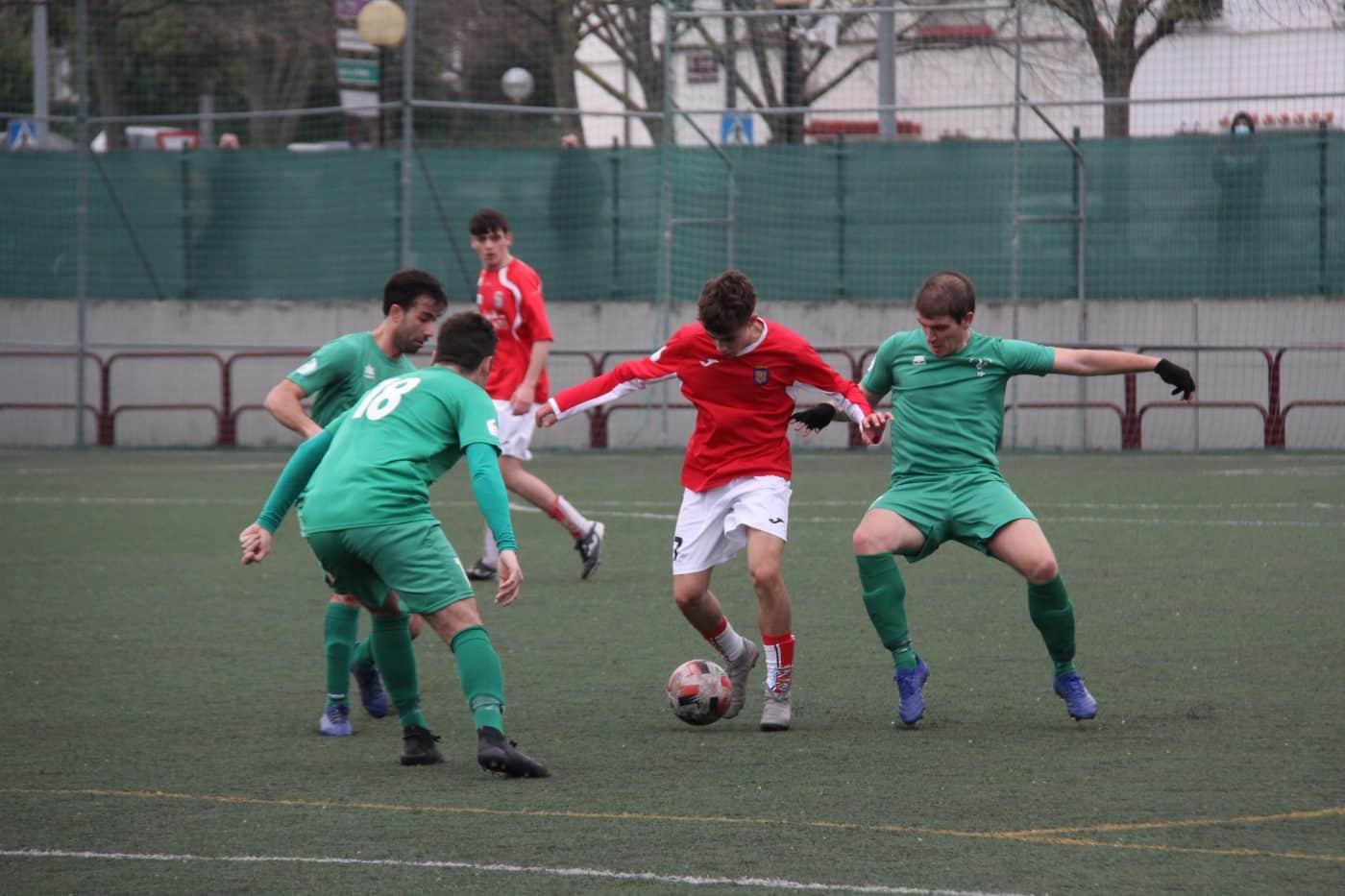 La Calzada golea al Villegas y el Náxara se lleva un partido al filo del final 1