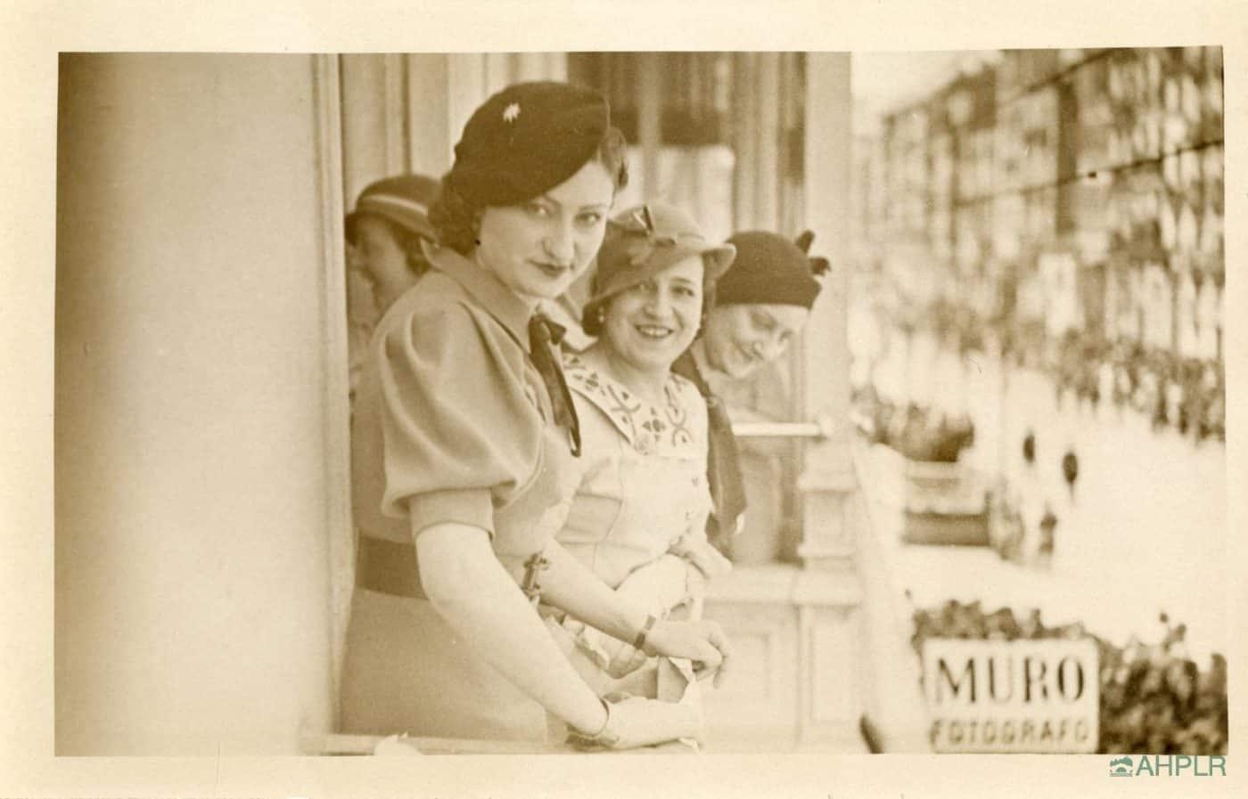 Publicado el fondo fotográfico del doctor Julián Loyola, testigo del Logroño de los años 30 y 40 4