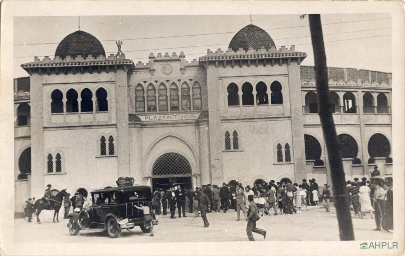 Publicado el fondo fotográfico del doctor Julián Loyola, testigo del Logroño de los años 30 y 40 1