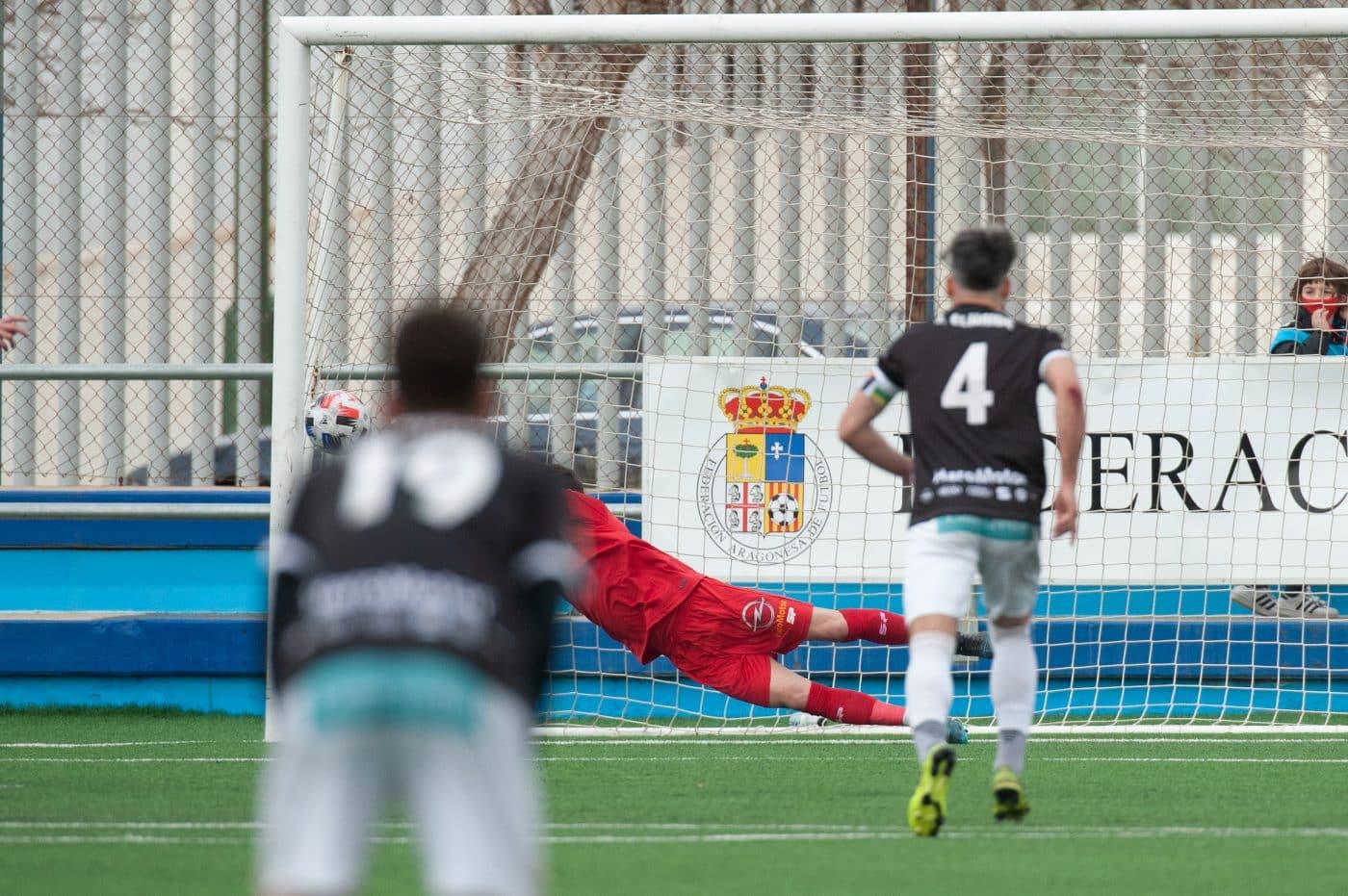 El Haro saca un punto del campo del CD Ebro 2