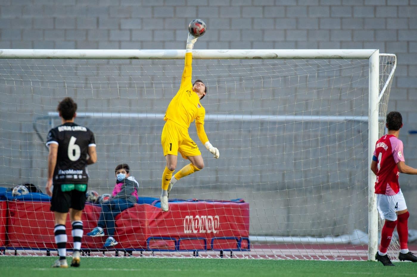 El Tudelano golea a un Haro sin gol en El Mazo 3