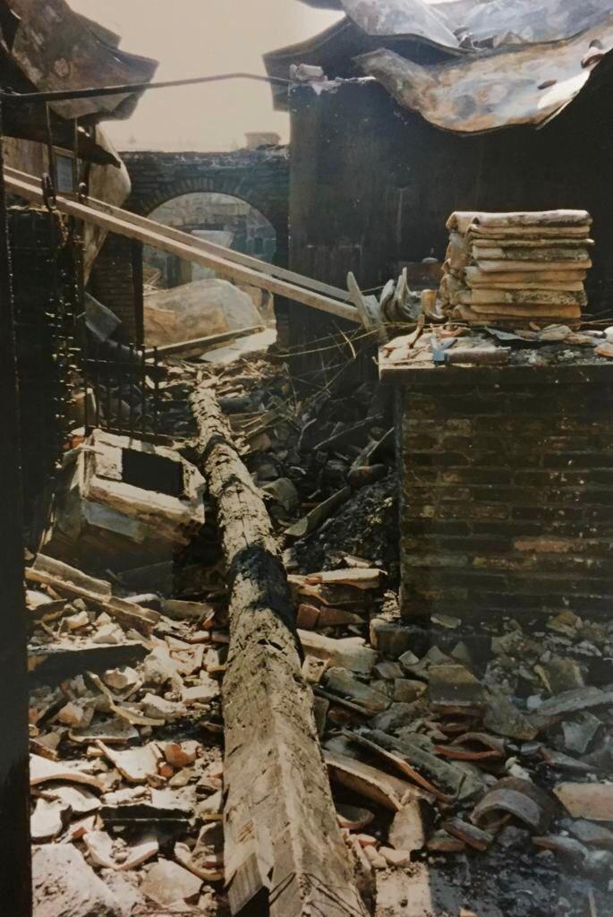 """La Vieja Bodega recuerda el incendio de hace dos décadas: """"Sirvió para hacernos más fuertes"""" 1"""