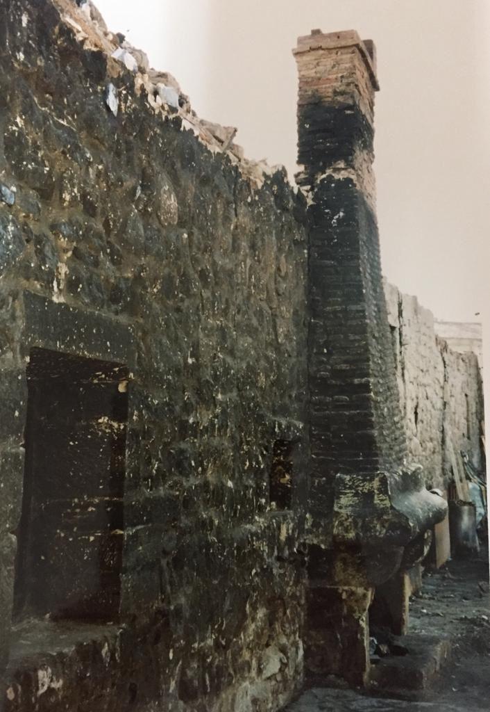 """La Vieja Bodega recuerda el incendio de hace dos décadas: """"Sirvió para hacernos más fuertes"""" 2"""