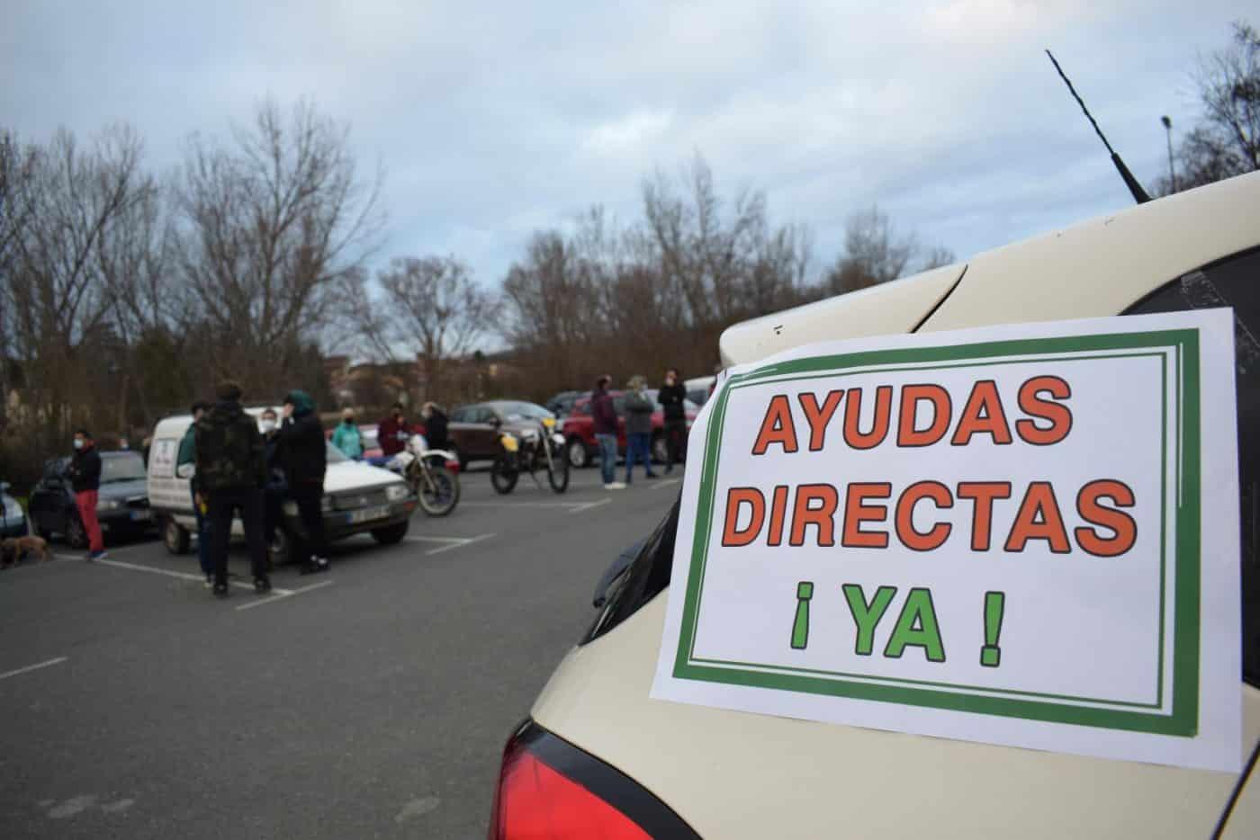 Clamor en Haro contra los cierres por la COVID y para exigir ayudas directas 17