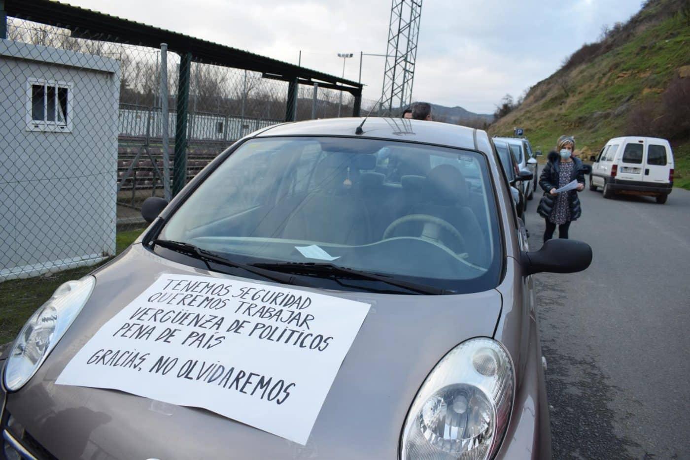 Clamor en Haro contra los cierres por la COVID y para exigir ayudas directas 4