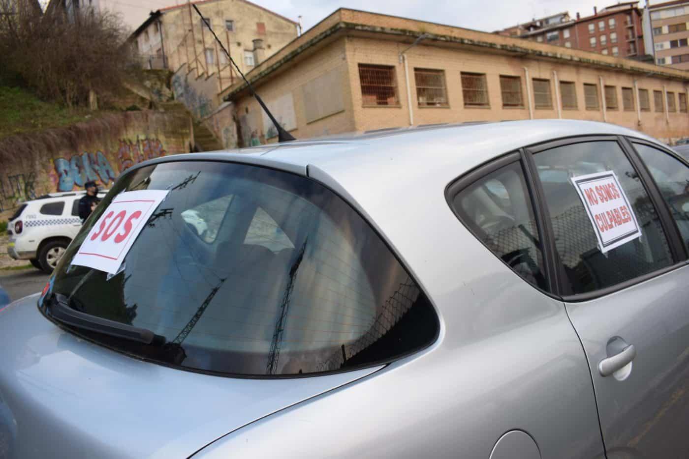 Clamor en Haro contra los cierres por la COVID y para exigir ayudas directas 6