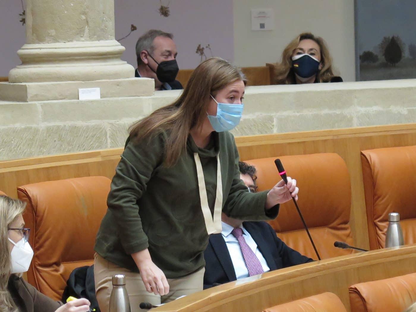 El PP pone en duda el plan de vacunación de La Rioja 1