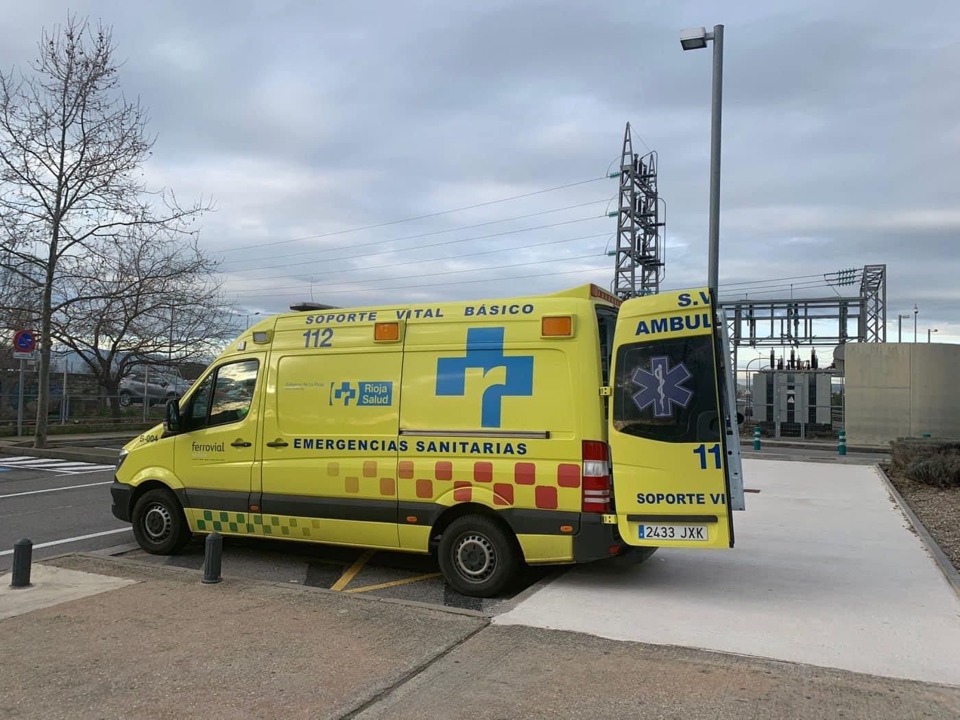Ambulancia San Pedro
