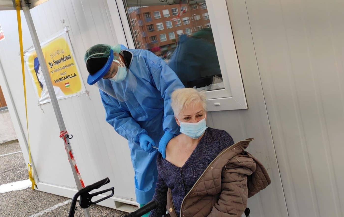 Vacunacion Haro
