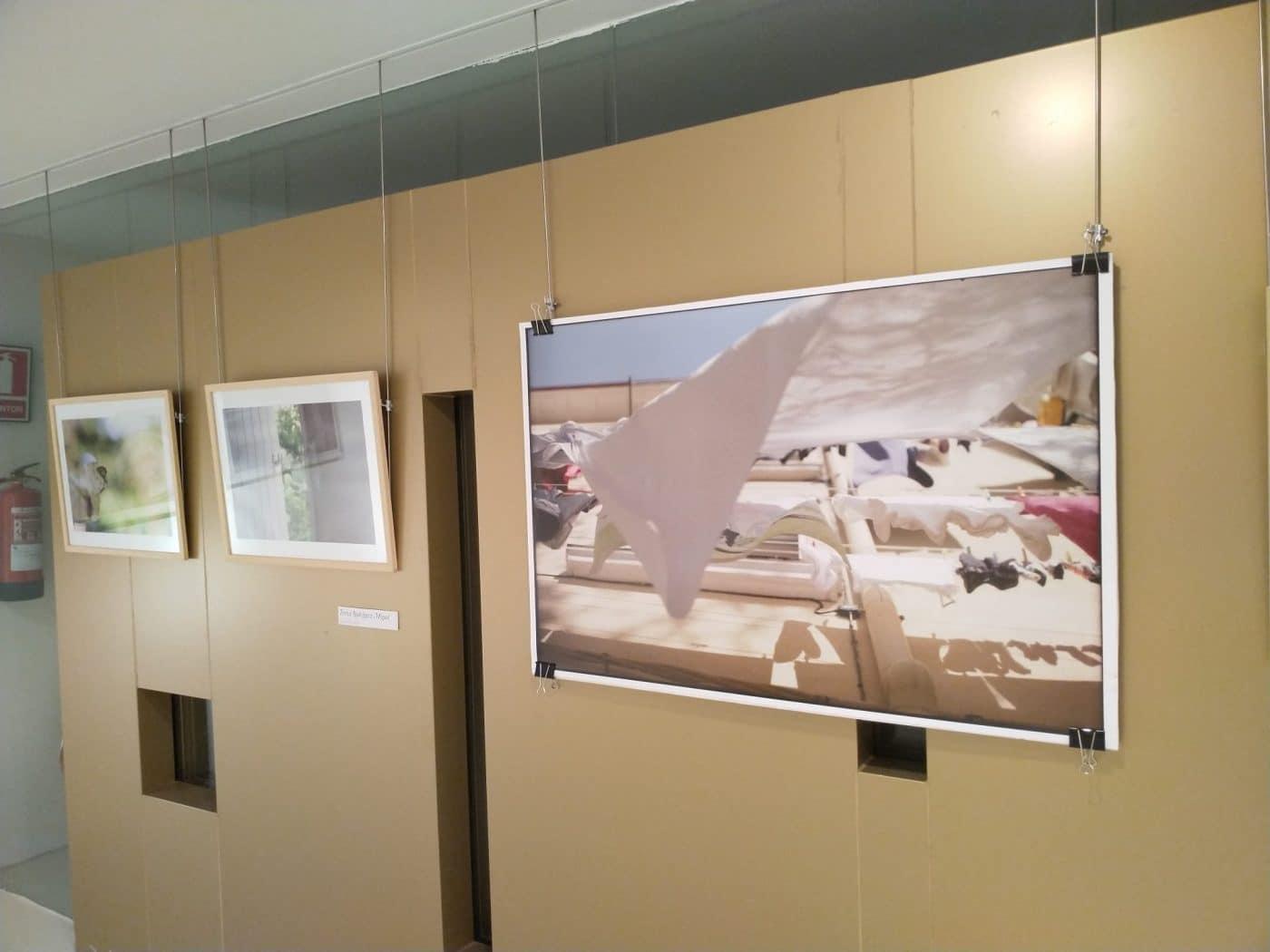 La exposición fotográfica 'Poéticas' ya se puede visitar en Santo Domingo 2